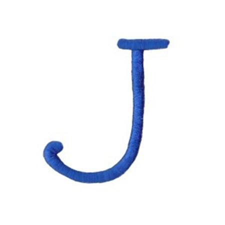 Freehand Alphabet Capital J