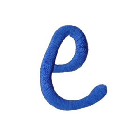 Freehand Alphabet Lower Case e