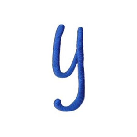 Freehand Alphabet Lower Case y