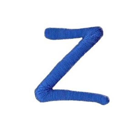 Freehand Alphabet Lower Case z