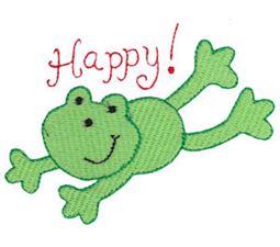 Froggy Phrases 9