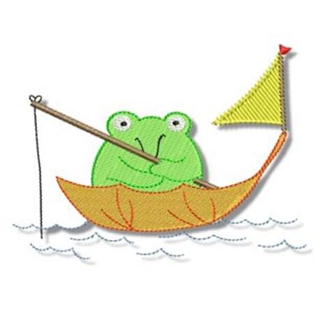 Frolicking Frogs 9