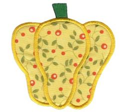 Fruit And Veg Applique 11