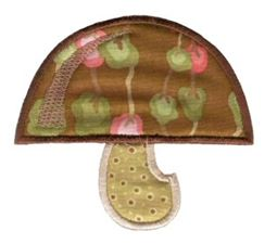 Fruit And Veg Applique 12
