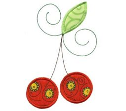 Fruit And Veg Applique 14