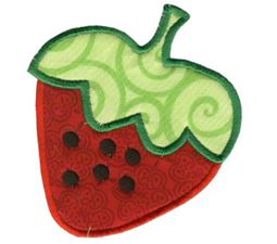 Fruit And Veg Applique 6