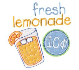 Fresh Lemonade 10c