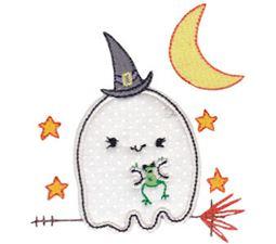 Halloween Critters Applique 1