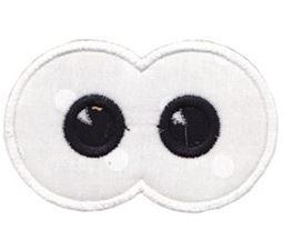 Halloween Eyes Applique 7