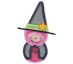 Halloween Wobbles Applique 12