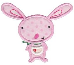Hop Into Easter Applique 3