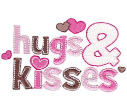 Hugs and Kisses 9