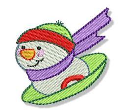 Itty Bitty Snowmen 12