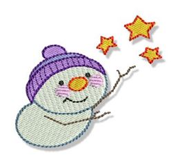 Itty Bitty Snowmen 13