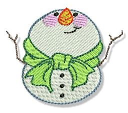 Itty Bitty Snowmen 14