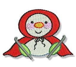 Itty Bitty Snowmen 3