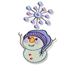 Itty Bitty Snowmen 9