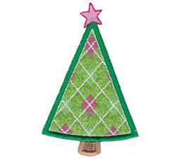 Jolly Holiday Applique 1