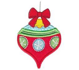 Jolly Holiday Applique 4