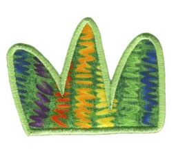 Jungle Daze Applique 12