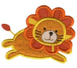 Jungle Daze Applique 6