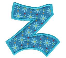 Kids Alpha Applique z