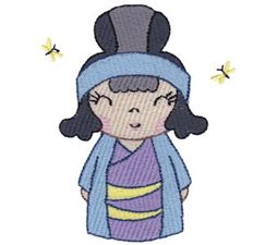 Kokeshi Dolls 11