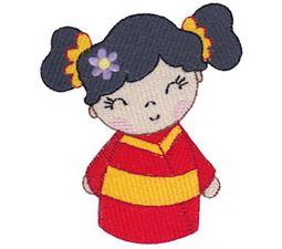 Kokeshi Dolls 4