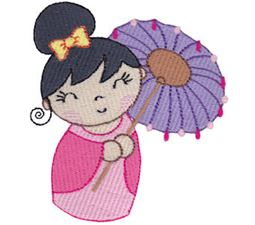 Kokeshi Dolls 8