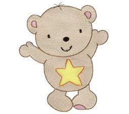 Little Stars Girls 10