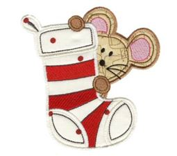 Little Stitchies In Christmas 7
