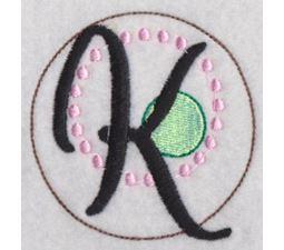 Lots of Dots Alphabet 11