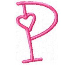 Lots of Love Alpha P