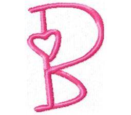 Lots of Love Alpha B