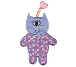 Missy Monster Applique 2