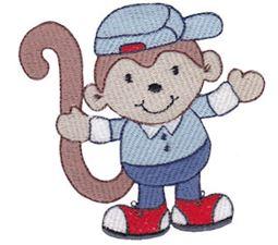 Monkeying Around Four 3
