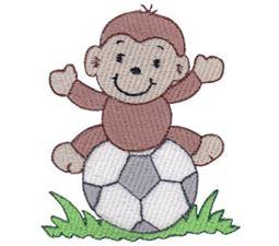 Monkeying Around Four 9