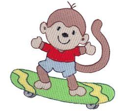 Monkeying Around Three 4