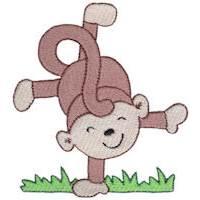 Monkeying Around Three