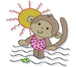 Monkeying Around Too 1
