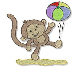 Monkeying Around Too 10