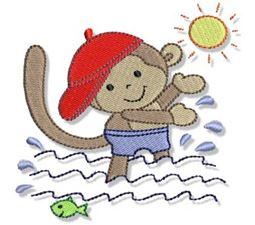 Monkeying Around Too 2