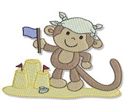Monkeying Around Too 9
