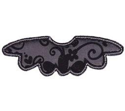 Moustache Applique 14