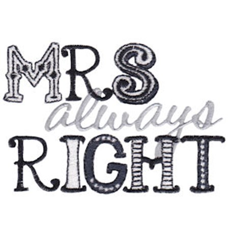 Mr and Mrs 4