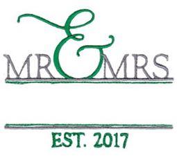 Mr and Mrs Three 1