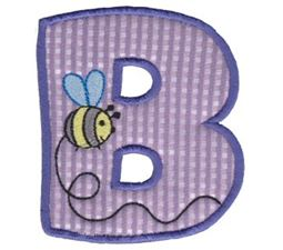 My Little Alphabet B