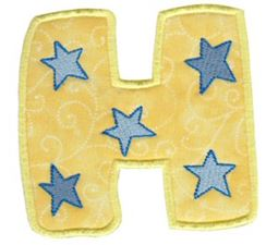 My Little Alphabet H