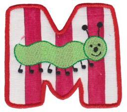 My Little Alphabet M