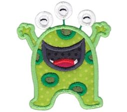 My Monster Applique 7